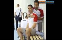 غیور مردان سرفراز تیم ملی والیبال در قهرمانی جهان