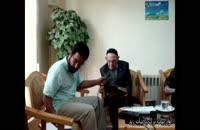 پژوهشی در نوحهخوانی سنتی ترکزبانهای استان گلستان توسط متین رضوانی پور (نوحهخوان: رضا بای)