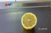 ماسک صورت سفیده تخم مرغ و لیمو