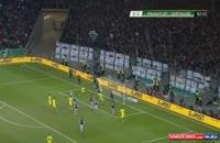 فرانکفورت۰-۱ دورتموند(گل بازی)