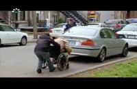 بستن ویلچرمعلول به پشت ماشین
