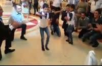 رقص آذری زیبای دو پسر
