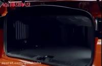 رنجروور ایووک کانورتیبل اتومبیل ماشین