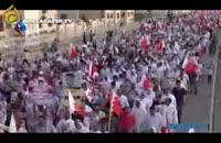 صحنه هایی از تظاهرات مردم بحرین در منامه