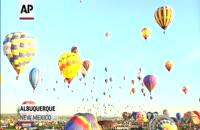 فستیوالی با حضور پیش از 500 بالن