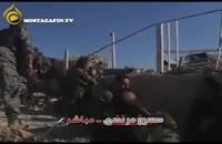 لحظه به شهادت رسیدن گزارشگر المنار در سوریه