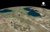 خطر موشکهای روسی برای هواپیماهای مسافری ایران و عراق
