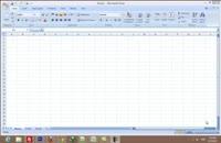آموزش نرم افزار اکسل ( قسمت اول )