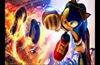 تصاویر زیبا از انیمه سونیک | Sonic
