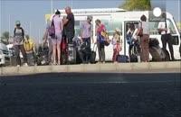 روسیه عملیات خارج کردن گردشگران از مصر را آغاز کرد