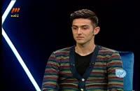 گفتگوی علی ضیا با سردار آزمون در برنامه تلوزیونی بعضیا