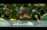 حرمت شکنی فرهنگی در روز بوشهر
