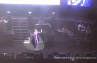 کنسرت لی مین هو سرما خورده