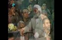 صحبتهای حجت الاسلام محسن قرائتی درباره ی قمه زنی (فدایی دو ارباب)