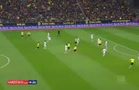 دورتموند۲-۲آگزبورگ (خلاصه بازی)