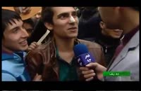 ☫ شور حماسۀ ۲۲ بهمن در تهران