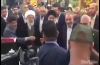 مدال افتخار مرجع عراقی بر گردن ابوعزرائیل