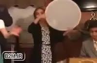 کلیپ زیبای هنر نمایی دختر خوشگل و خوش صدای ایرانی