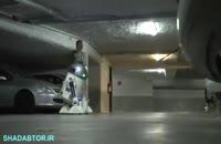 دوربین مخفی جنگ ستارگان