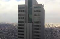 اوج هنر مقاوم سازی ساختمان ها در ژاپن