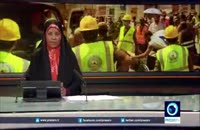 فیلم حجاج کشته شده در فاجعه مکه/ آمار کشتهها به ۵۰۰ نفر رسید
