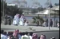 حقوق بشر به سبک عربستانی + فیلم(18+)