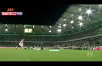 مراسم اهدای جام سوپر کاپ آلمان ۲۰۱۵