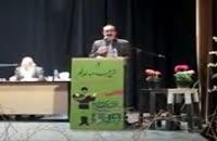 سخنرانی استاد هاشمی در دانشگاه هنر تهران