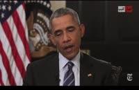 اوباما: توانایی ادامه تحریم ها را نداشتیم