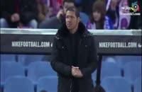اتلتیکو مادرید ۲-۰ رئال بتیس
