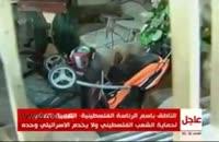 نوزاد فلسطینی که صهیونیست ها او را زنده سوزاندند