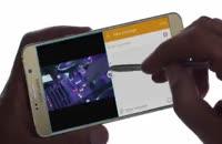 اولین آگهی ویدیویی گلکسی نوت 5 با تمرکز روی ویژگیهای قلم S Pen