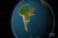 با گرمایش زمین کدام مناطق به زیر آب می روند؟