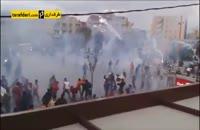 درگیری شدید هواداران گالاتاسرای و فنرباحچه