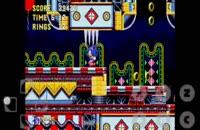 راهنمای رد کردن مرحله carnival night zone سونیک و ناکلز  در سونیک ۳