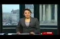 جوگیری خفن مجری BBC