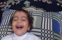 خندیدن کودک