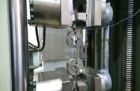 تست کشش ژئوممبرین آزمایشگاه کنترل کیفیت سازه امیر کبیر
