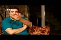 شهرام جزایری در تلویزیون!