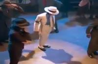 کلیپ های برتر -  رقص به سبک مایکل جکسونی زیبا!!!!