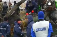 گزارش تیم تحقیق سقوط هواپیمای مالزی بر فراز اوکراین