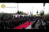 تشییع پیکر شهید حسین علی علوش