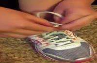 ساده ترین روش آموزش بستن بند کفش به کودکان