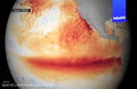 تصویر جدید ناسا و پدیده النینو