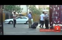 حرکت کاروان سرخپوشان به اصفهان