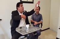تقلید صدای فردین و ، قیصر و شخصیت های سینمایی ایران - حتما ببینید