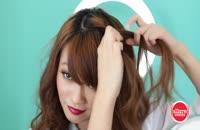 دانلود فیلم سه مدل موی پرطرفدار زنانه و دخترانه
