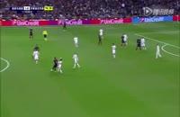 فیلم خروپف حین گزارش زنده فوتبال