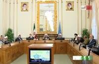 واکنش آملی لاریجانی به فیلم وداع هاشمی