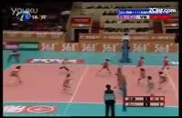 مسابقه زیبای والیبال زنان
